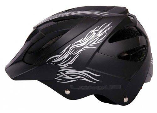 Велосипедный шлем (велошлем, шлем для велосипеда) LONGUS FREERIDE Detox