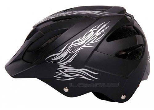 Велосипедный шлем (велошлем, шлем для велосипеда) LONGUS FREERIDE Detox, фото 2