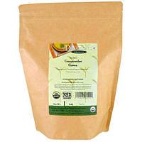 Davidson's Tea, Органический мелкий зеленый чай, 453 г (1 фунт), DVD-06409