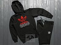 Теплый спортивный мужской костюм Adidas Originals