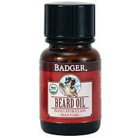 Badger Company, Масло для бороды, Navigator Class, уход для мужчин, 1 жидкая унция (29,6 мл), WSB-13008