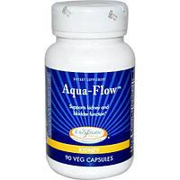 Enzymatic Therapy, Aqua-Flow, для почек, 90 вегетарианских капсул (Discontinued Item), EMT-08039