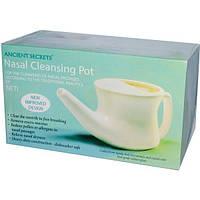Ancient Secrets, Lotus Brand Inc., Чайник для промывания носа, 1 штука