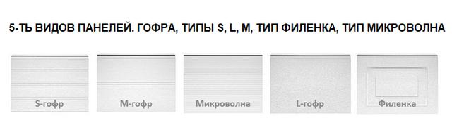 гаражные ворота днепропетровск