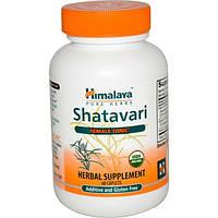 Himalaya Herbal Healthcare, Шатавари, женский тоник, 60 капсуловидных таблеток, HIM-41001