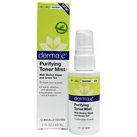 Derma E, Purifying Toner Mist, 2 fl oz (60 ml) (Discontinued Item), DME-01210