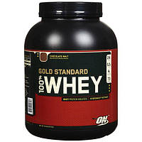 Optimum Nutrition, 100% Whey Gold Standard, шоколадная сгущенка, 2,273 г, OPN-02234