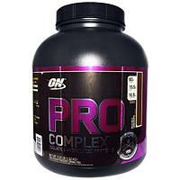 Optimum Nutrition, Pro Complex, изолированные и гидролизированные протеины с насыщенным вкусом молочного шоколада, 3.35 фунтов (1.52 кг), OPN-05204