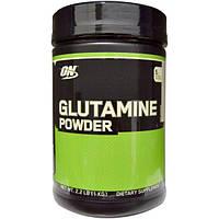 Optimum Nutrition, Глютамин в порошке, неароматизированный, 2,2 фунта (1 кг), OPN-02910