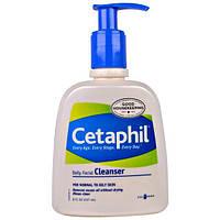 Cetaphil, Средство для ежедневного очищения лица, 8 жид.унций(237 мл), CET-92708