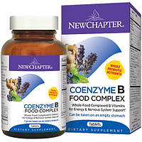 New Chapter,  Кофермент B, комплексная пищевая добавка, 180 таблеток (Discontinued Item), NCR-00660