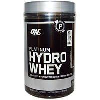 Optimum Nutrition, Platinum HydroWhey, Turbo Chocolate, 1.75 lb (795 g), OPN-02642