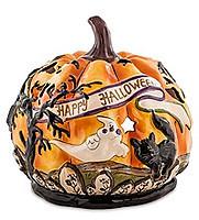 Подарки, декор на Хеллоуин