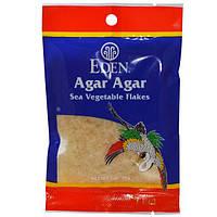 Eden Foods, Агар-агар, хлопья  морских овощей, 28 г, EDN-15931
