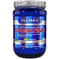 ALLMAX Nutrition, 100% натуральный, микроизмельченный немецкий креатин, 14,1 унций (400 г), AMX-12396