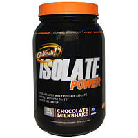 Oh Yeah!, OhYeah! Isolate Power Chocolate Milkshake, 2 lb, OYH-10979