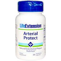 Life Extension, Артериальная защита, 30 вегетарианских капсул, LEX-20043