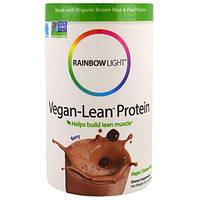 Rainbow Light, Vegan-Lean Protein, Berry, 13.2 oz (374 g), RLT-41071