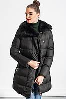 Черная женская куртка Glo-story Венгрия