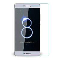Huawei P8 Защитное стекло БРОНЬ БЕЗ УПАКОВКИ арт. 13079