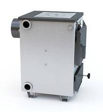"""Твердопаливний котел """"Буржуй КП-12"""" з плитою 3 мм, фото 3"""