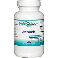 Nutricology, Полынь, 100вегетарианских капсул, ARG-51160