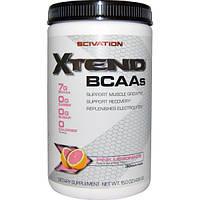 Scivation, Xtend, катализатор для тренировок, розовый лимонад, 15,0 унций (426 г), SCI-00026