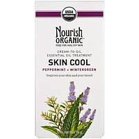 Nourish Organic, Охладитель для кожи, мята перечная+зима, 56 г (2 унции), NRS-10712