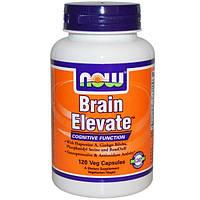 Now Foods, Препарат для улучшения работы мозга, 120вегетарианских капсул, NOW-03304