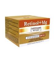 RETINOL MG Корекція зморшок - Крем денний глибокої дії, 45 мл