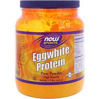 Now Foods, Протеин из яичного белка, 1.2 фунтов (544 г), NOW-02040