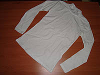 Водолазка блуза размер 152см маломерит