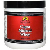 Mt. Capra, Минеральная козья сыворотка, 12.7 унций (360 г), MTC-00360