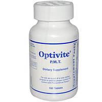 Optimox Corporation, Optivite, во время ПМС, 180 таблеток, OPT-00103