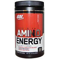 Optimum Nutrition, Essential AmiN.O. Energy, Fruit Fusion, 0.6 lbs (270 g), OPN-02666