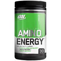 Optimum Nutrition, Essential Amino Energy, Lemon Lime, 0.6 lbs, 30 servings, OPN-05137