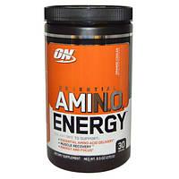 Optimum Nutrition, Энергия незаменимых аминокислот с цитрусовым вкусом,  270 г, OPN-02525