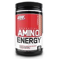 Optimum Nutrition, Энергия незаменимых аминокислот, клубника и лайм, 9,5 унций (270 г), OPN-05169