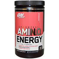 Optimum Nutrition, Энергетическая добавка с незаменимыми аминокислотами, Арбуз, 9,5 фунта (270 г), OPN-02667