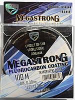 Леска рыболовная Condor MegaStrong Fluorocarbon Coating, 0,3мм, 100м., фото 1