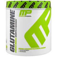 MusclePharm, Глутамин, рост и восстановление, серия Core, 0,661 фунта (300 г), MSF-05367