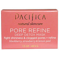 Pacifica, Pore Refine, Deep Detox Mask, 1.5 oz (42.5 g), PAP-30164