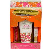 """Pacifica, Набор """"Унеситесь вдаль"""" с  островной ванилью, набор из 3 частей, PAP-42103"""