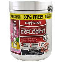 Six Star, Взрыв перед тренировкой, розовый лимонад, 277 г (0,61 фунта), SST-71040