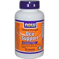 Now Foods, Витамины для глаз, 90 капсул, NOW-03301
