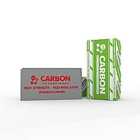 Экструдированный пенополистирол XPS ТЕХНОНИКОЛЬ CARBON ECO 1180*580*100-L мм (4 плиты, 2,7376 кв.м)