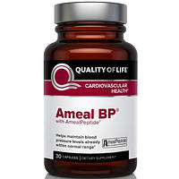 Quality of Life Labs, Амеал BP, при сердечно-сосудистых заболеваний, 30 капсул, QLL-00331