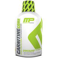 MusclePharm, Жидкий карнитин, Серия Core, цитрусовый вкус, 16 унций (473 мл), MSF-36983