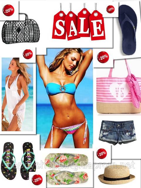 Специальное предложение при покупке купальника Victoria's Secret