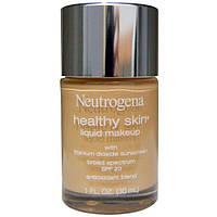 Neutrogena, Здоровая кожа, жидкий макияж, SPF 20, телесный 40, 1 жидкая унция (30 мл), NGN-67004
